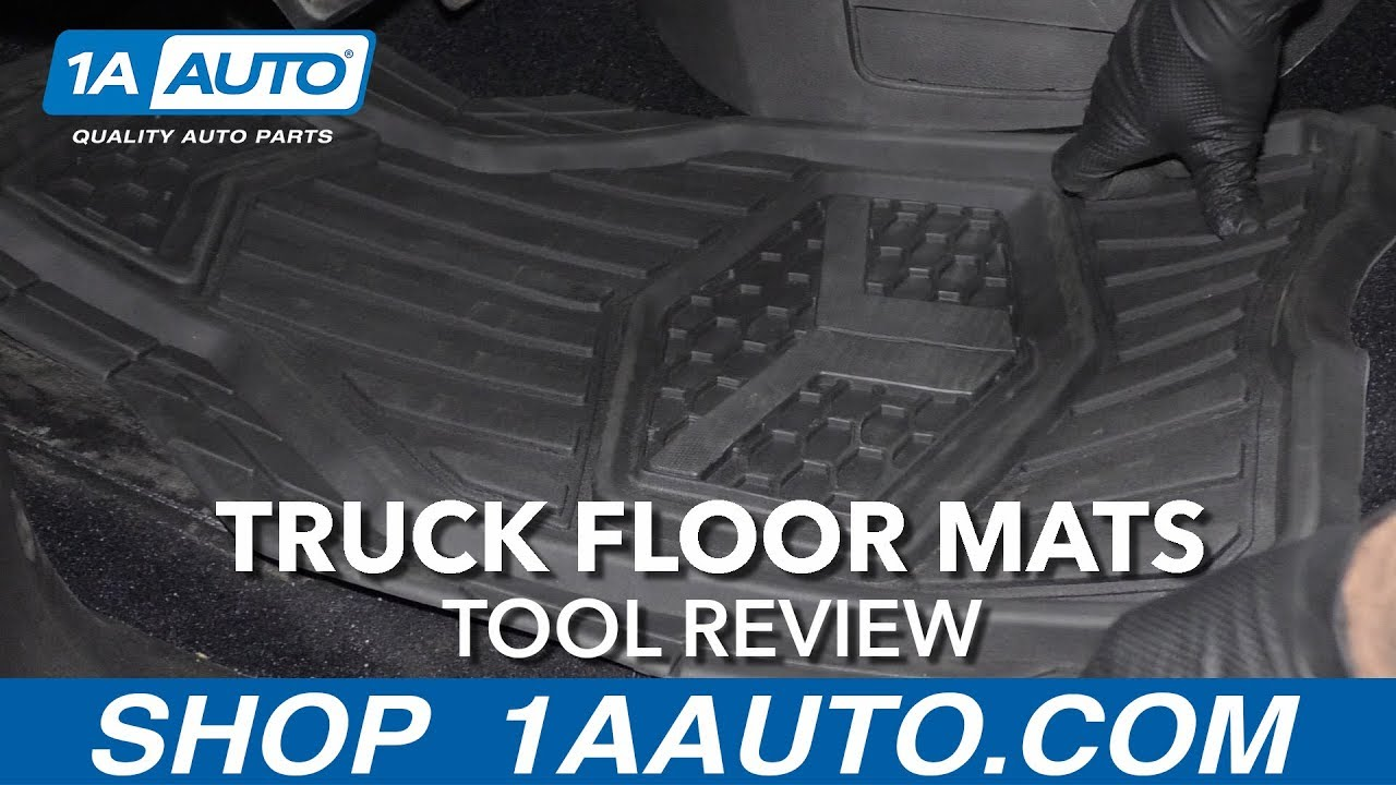 Truck Floor Mats - Available at 1AAuto.com