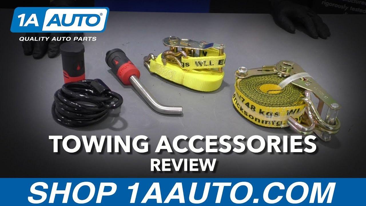 Towing Accessories - Available at 1AAuto.com
