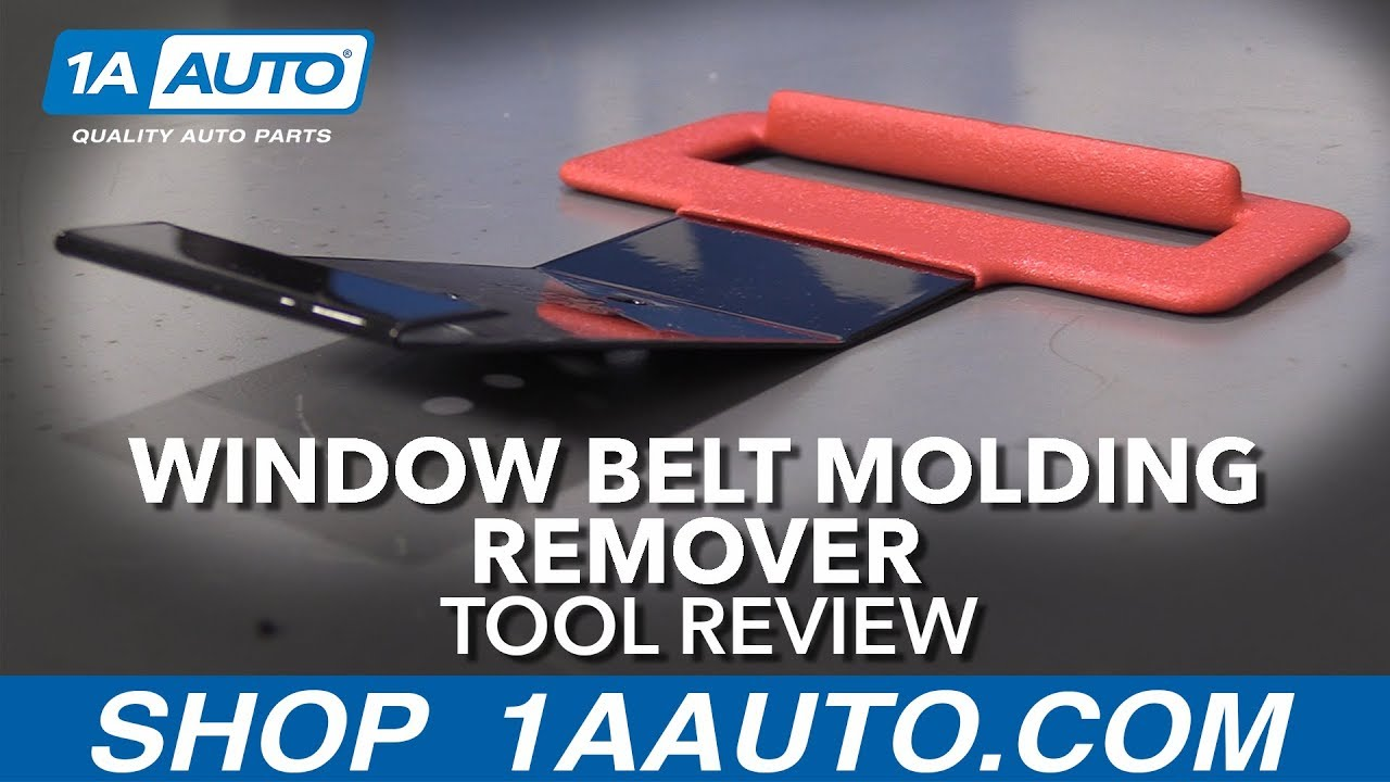 Window Belt Molding Remover - Available at 1aauto.com