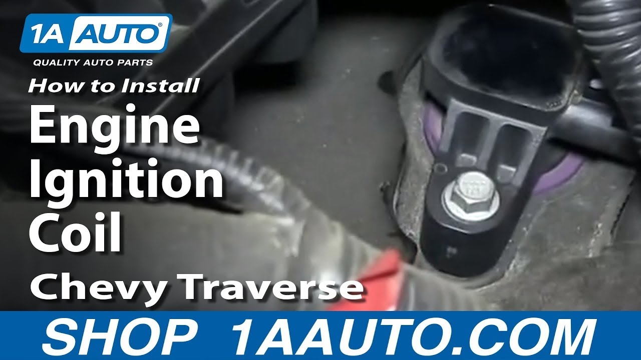 How To Replace Engine Ignition Coil 09