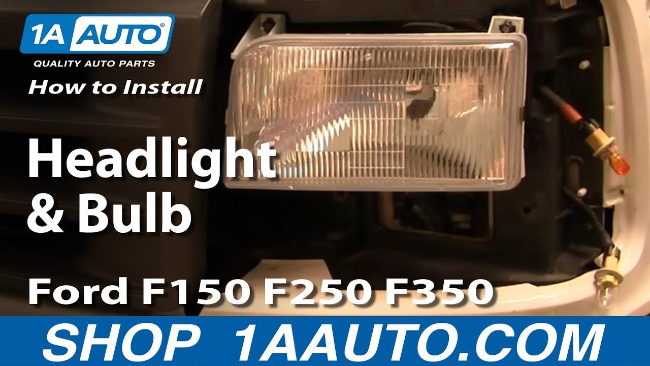 1996 f150 headlights