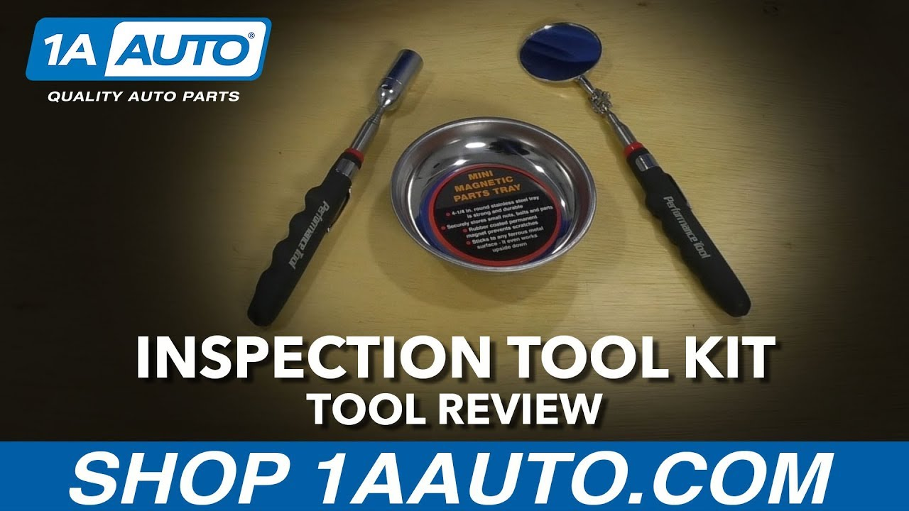 Inspection Tool Set - Available at 1AAuto.com