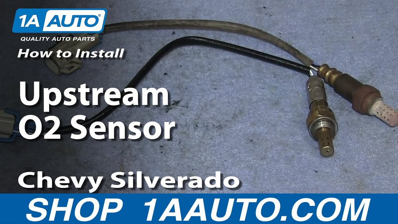 How to Replace O2 Oxygen Sensor 02-05 Chevy Blazer S10  Tracker Sensor Wiring Diagram on