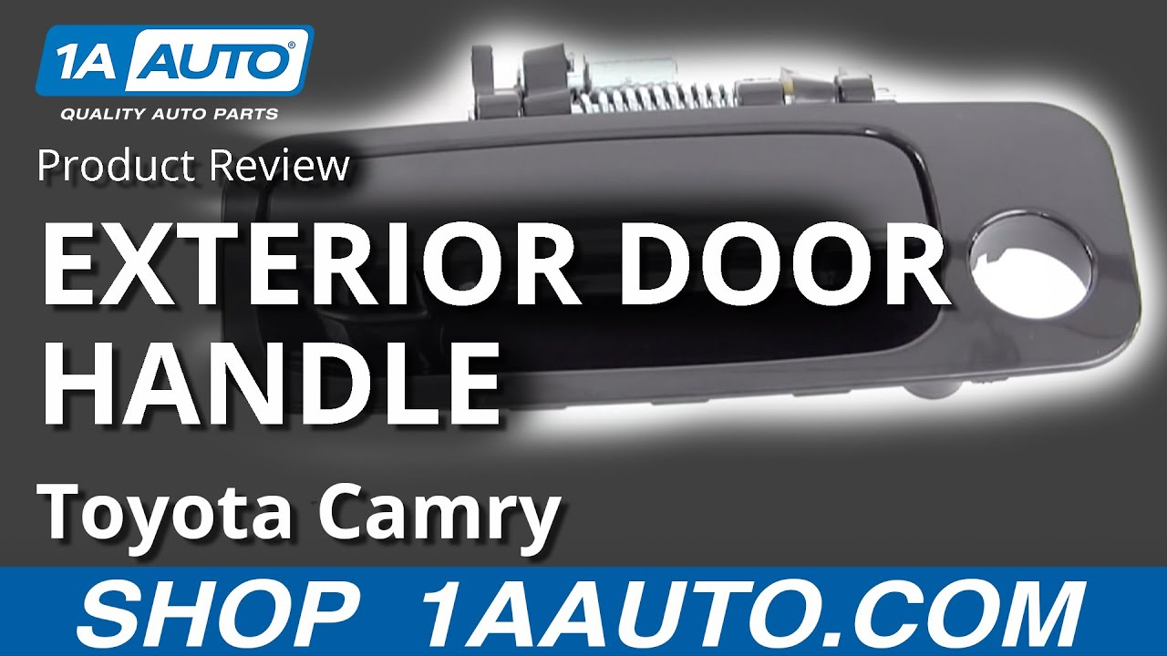1997-01 Toyota Camry Exterior Outer Outside Door Handle