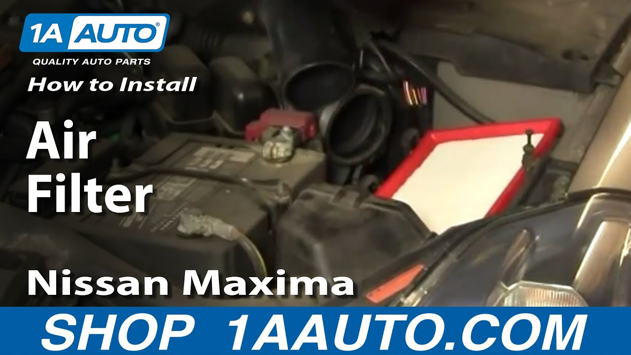 2012 nissan maxima fuel filter location