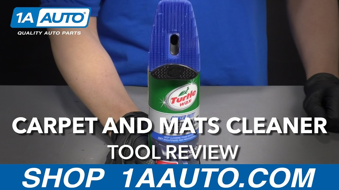 Carpet and Mats Cleaner -  Available at 1AAuto.com