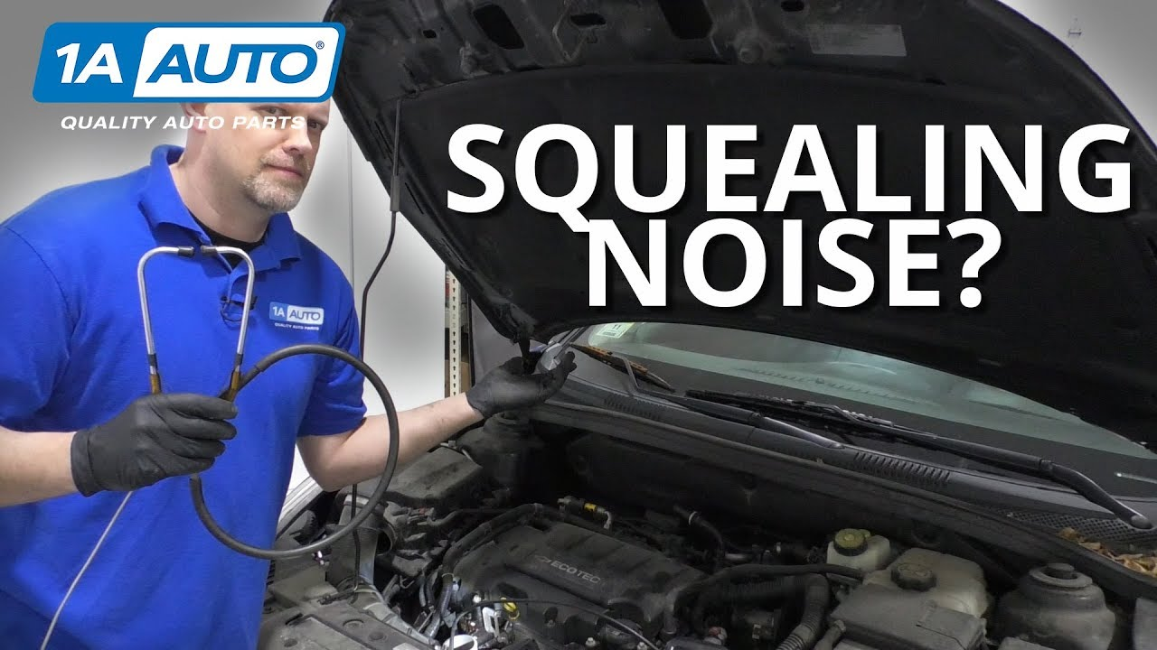Turbo Squealing Noise: Why It's Happening and How to Fix It!