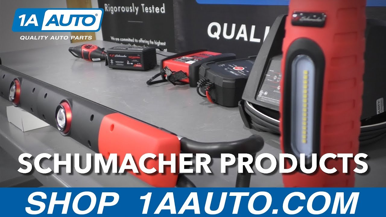 Schumacher Products - Available at 1AAuto.com