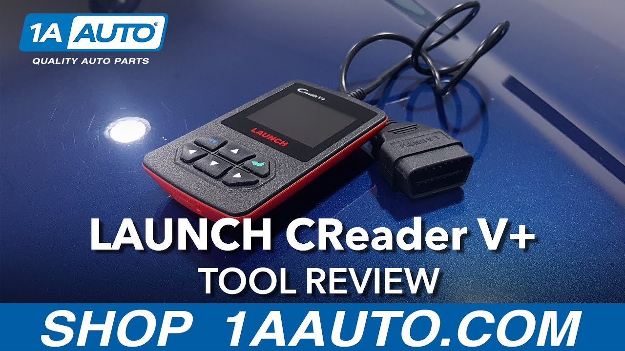 Launch C Reader 5 - Available at 1AAuto.com