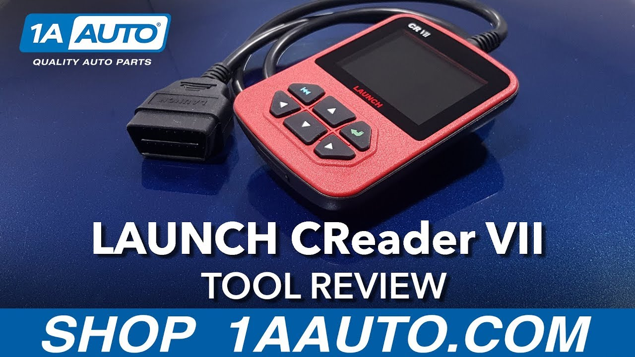 Launch C Reader 7 - Available at 1AAuto.com