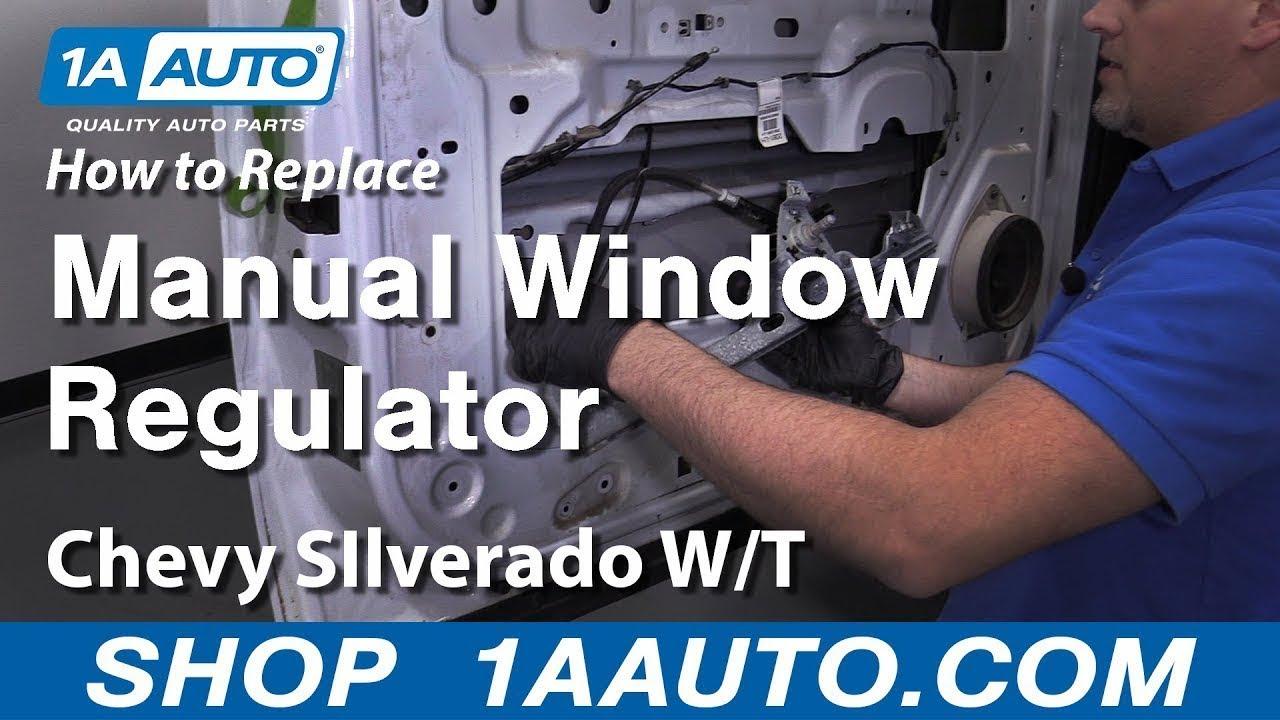 Manual Window Crank Handle for 99-13 Chevrolet Silverado GMC ...
