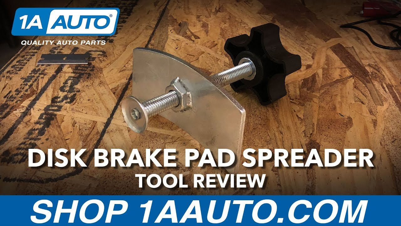 Disk Brake Pad Spreader - Available on 1aauto.com