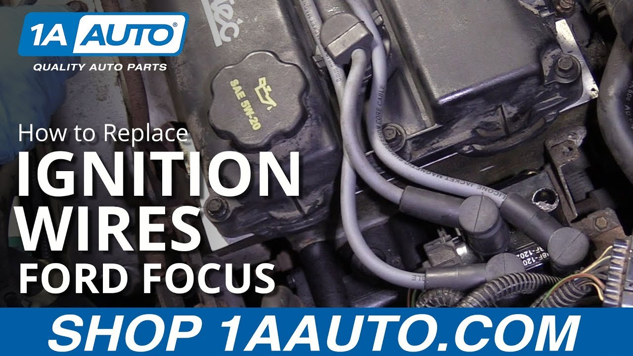 How to Replace Ignition Wire 00-07 Ford Focus