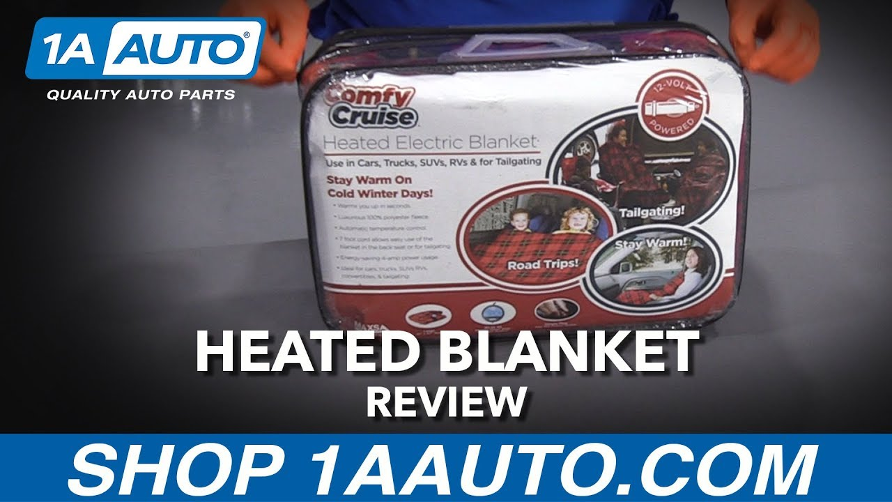 Heated Blanket - Available at 1AAuto.com