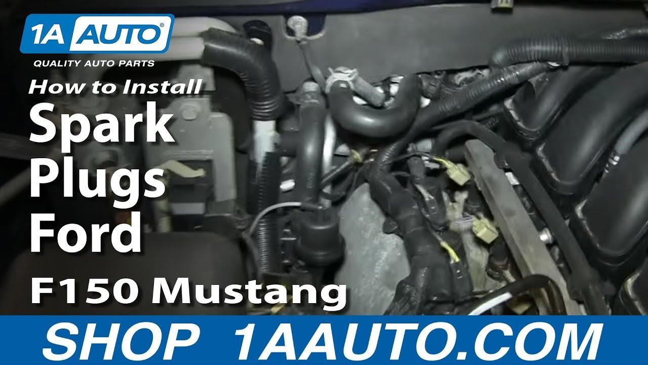 How to Replace Spark Plug 06-08 Ford Explorer