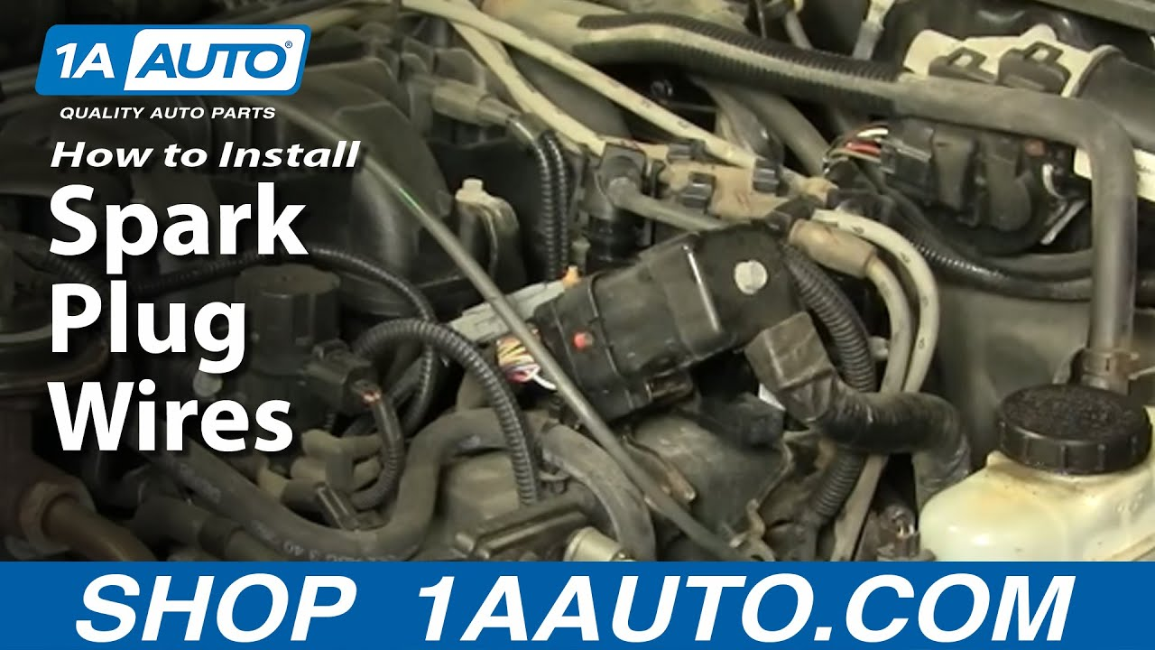 How To Replace Spark Plug Wires
