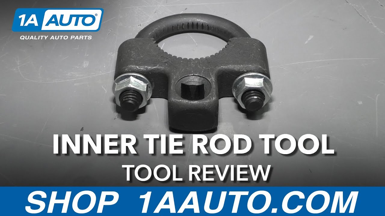 Inner Tie Rod Tool - Available at 1aauto.com