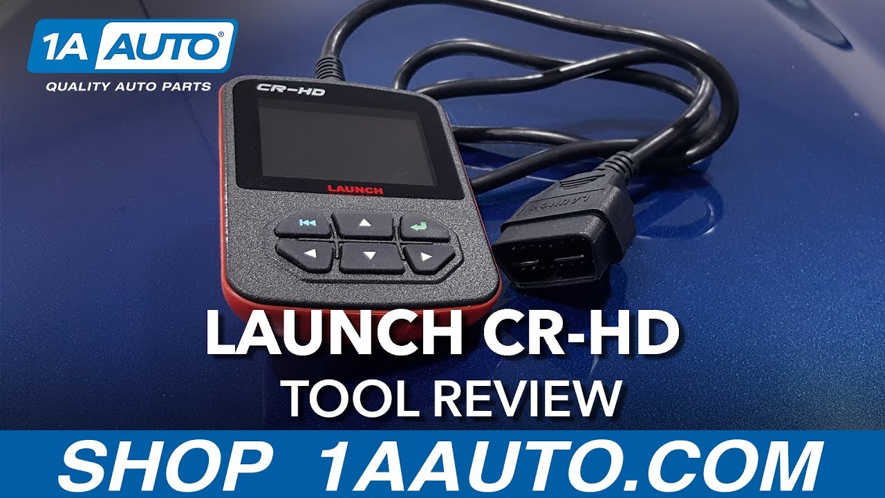 Launch CR-HD - Available at 1AAuto.com