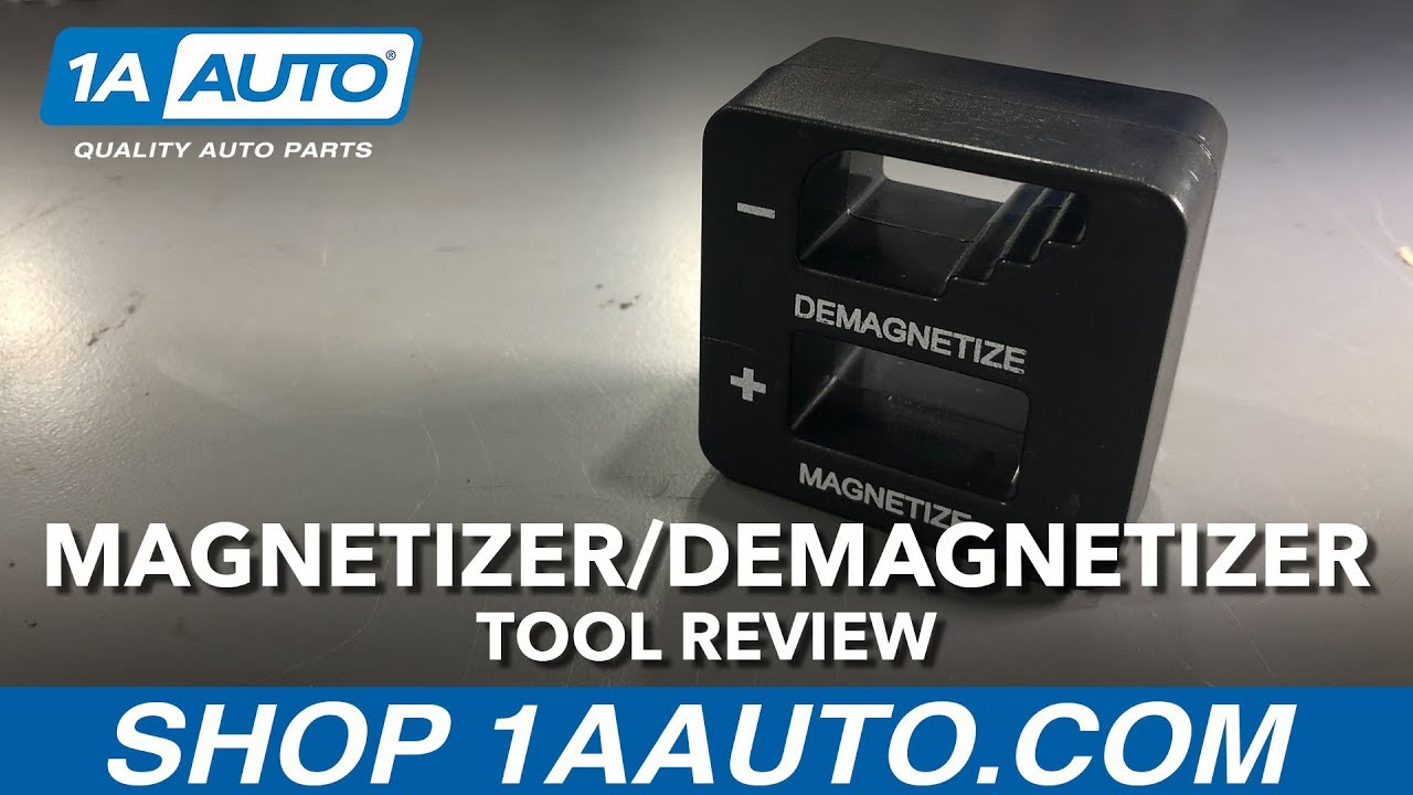 Magnetizer/Demagnetizer Tool - Available on 1aauto.com