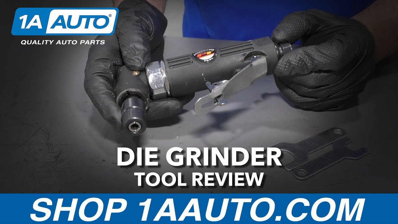 Die Grinder - Available at 1AAuto.com