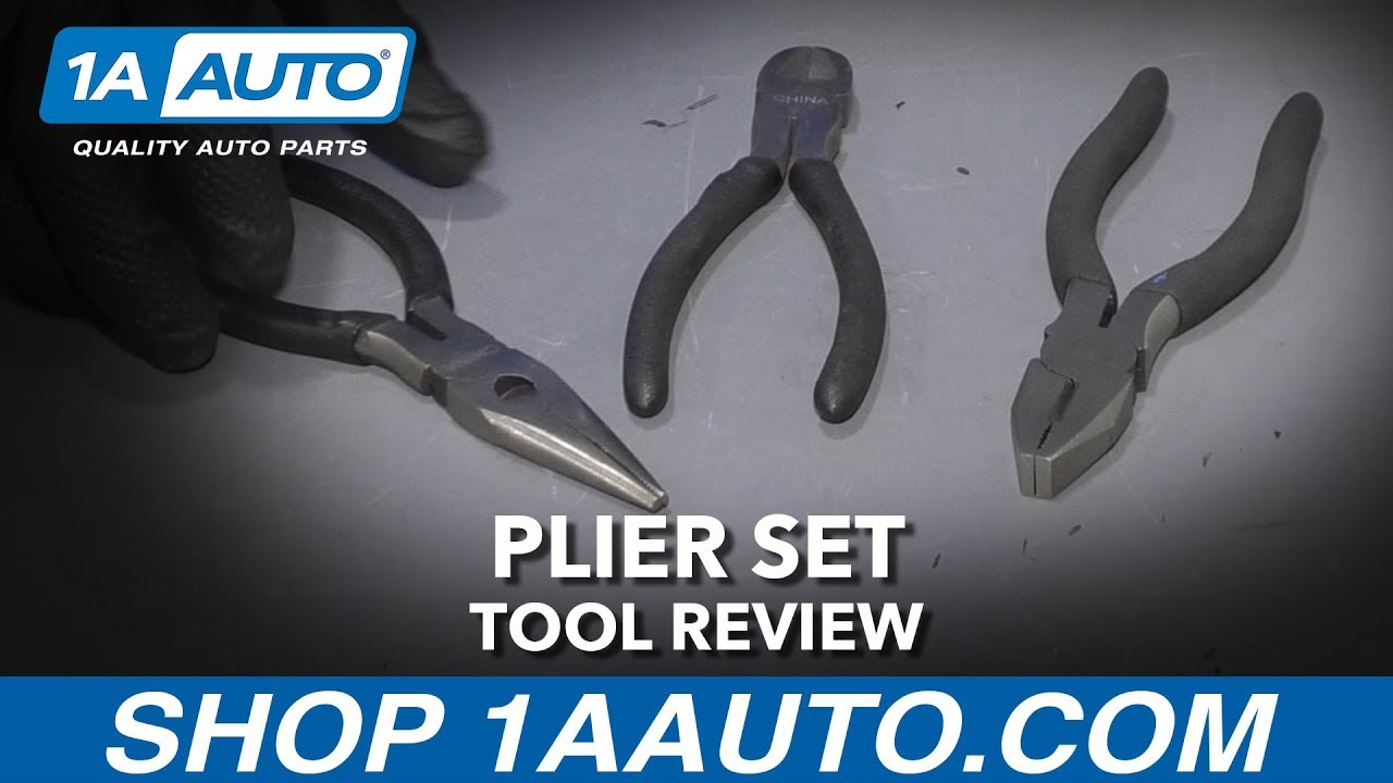 Plier set - Available at 1AAuto.com