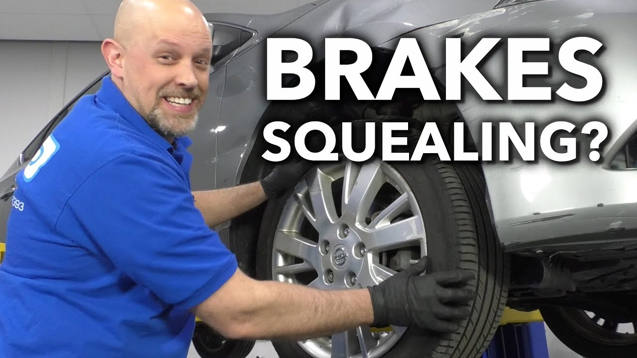 Brakes Squealing Noise?