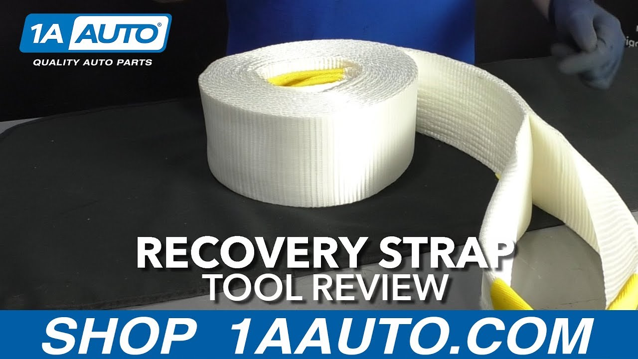 Recovery Strap - Available at 1AAuto.com