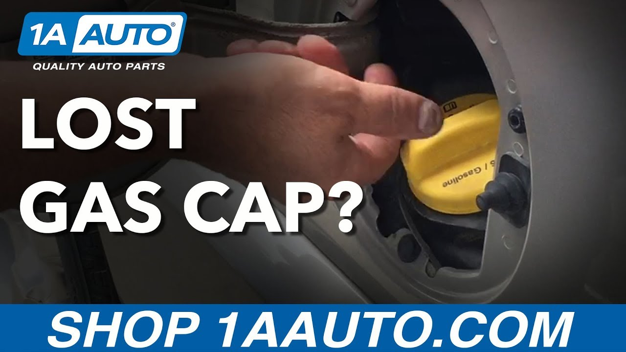 Replace Your Lost Gas Cap With A New One From 1AAuto.com
