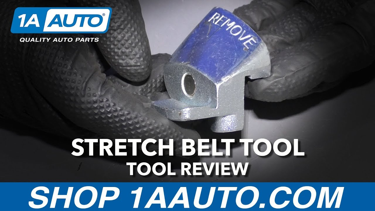 Stretch Belt Remover/Installer Tool - Available at 1AAuto.com