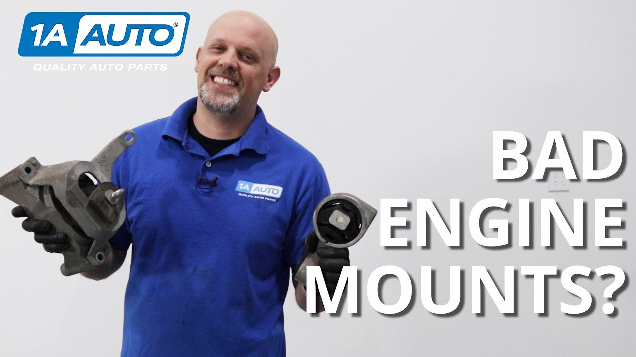 Bumps, Thuds, and Vibrations: How to Diagnose Bad Engine Mounts!