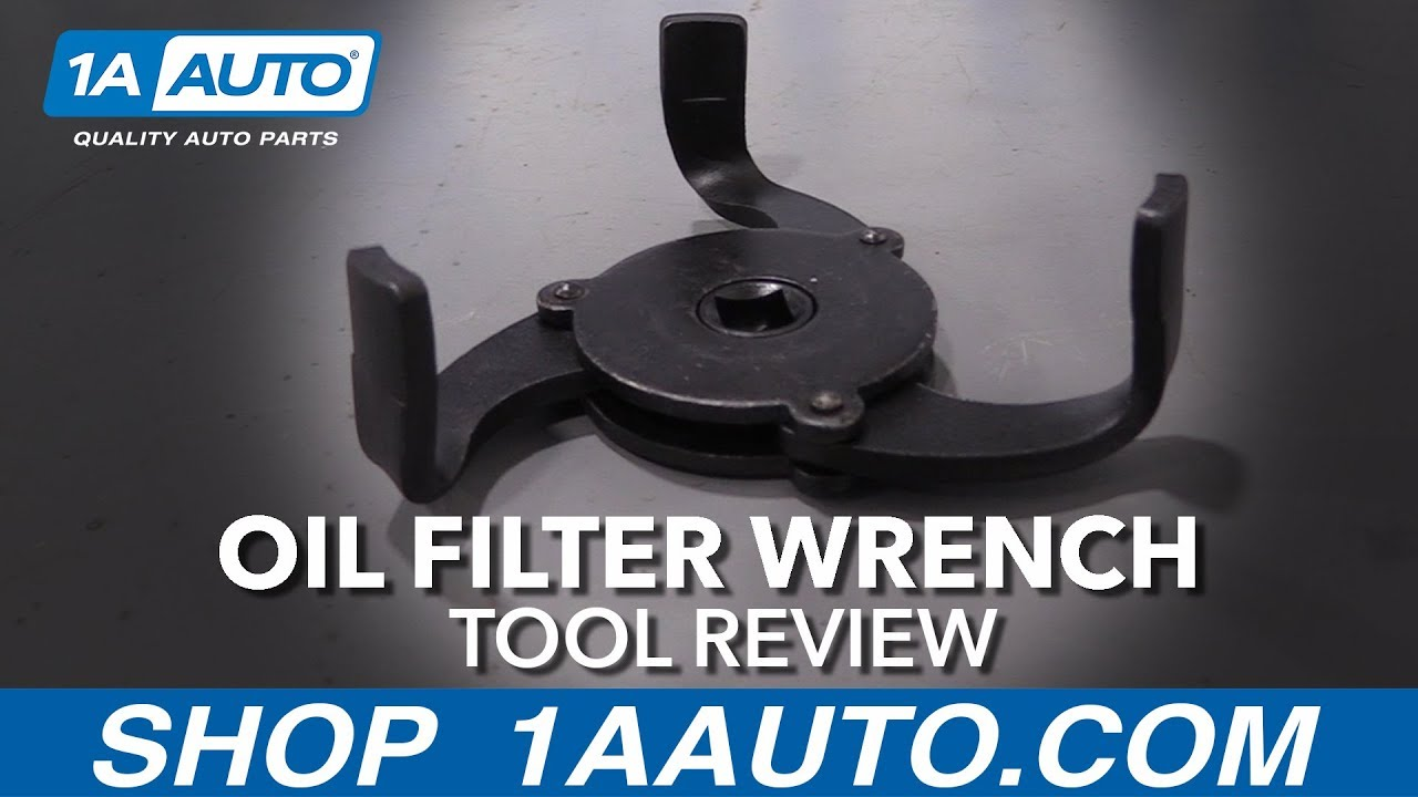 Oil Filter Wrench - Available at 1aauto.com