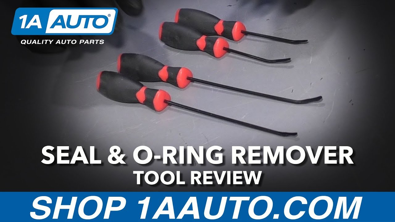 Seal & O-ring Remover Set - Available at 1AAuto.com