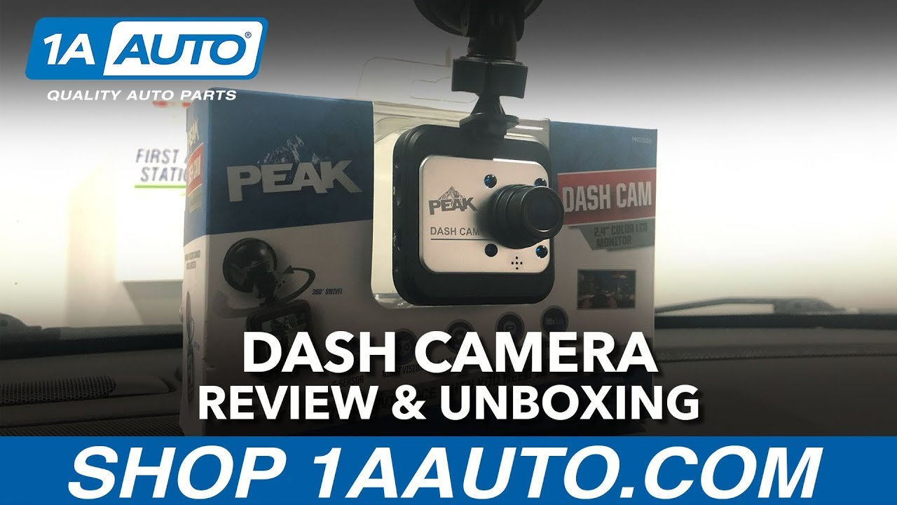 Dash Camera - Review & Unboxing