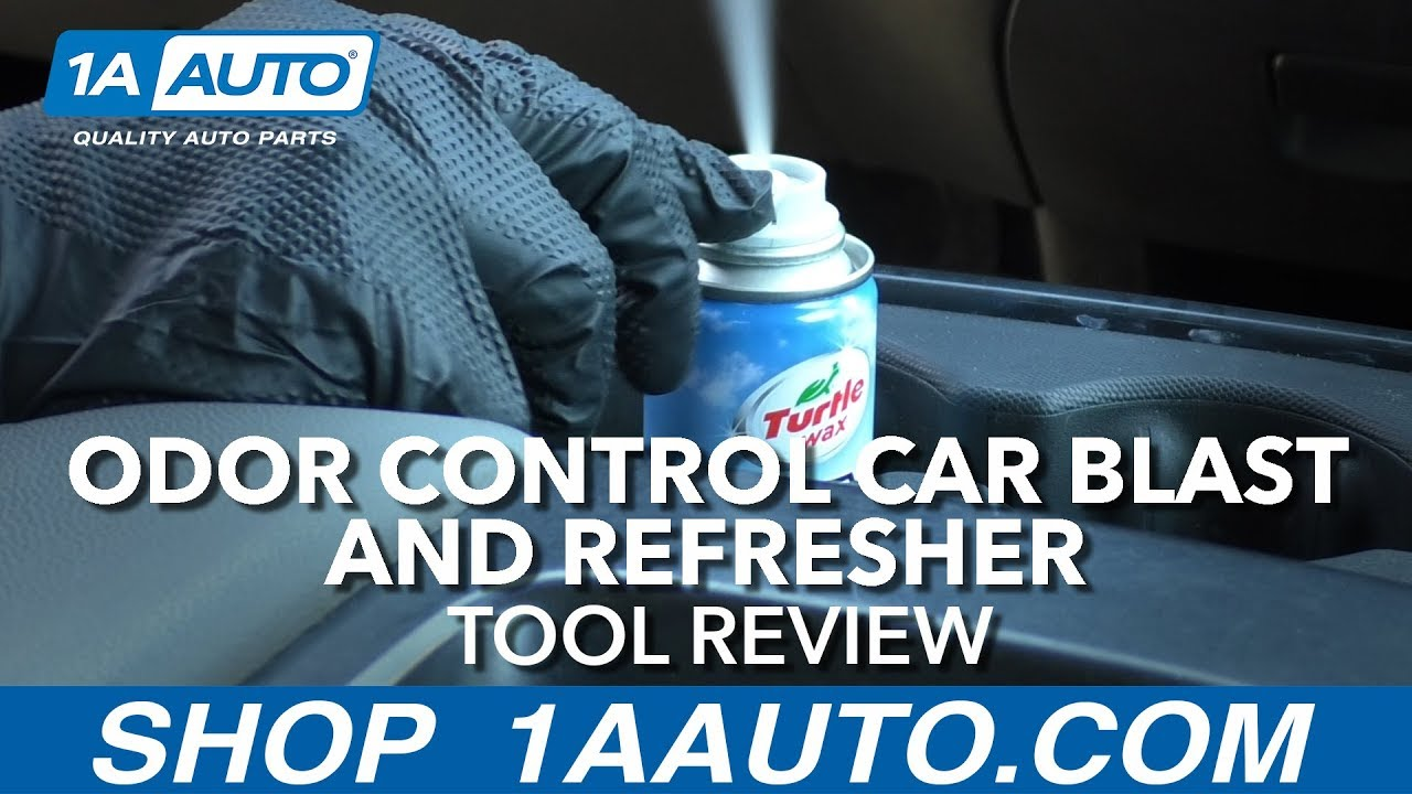 Odor Control Car Blast and Refresher - Available at 1AAuto.com
