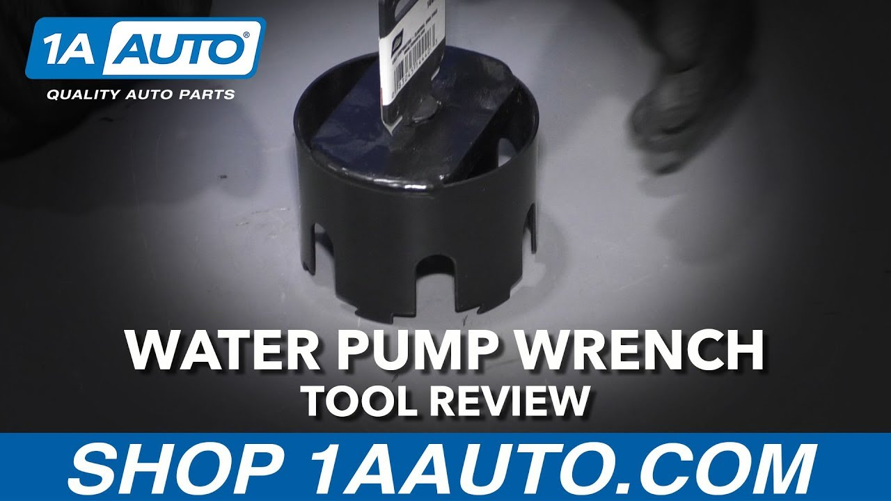 Water Pump Wrench - Available at 1AAuto.com