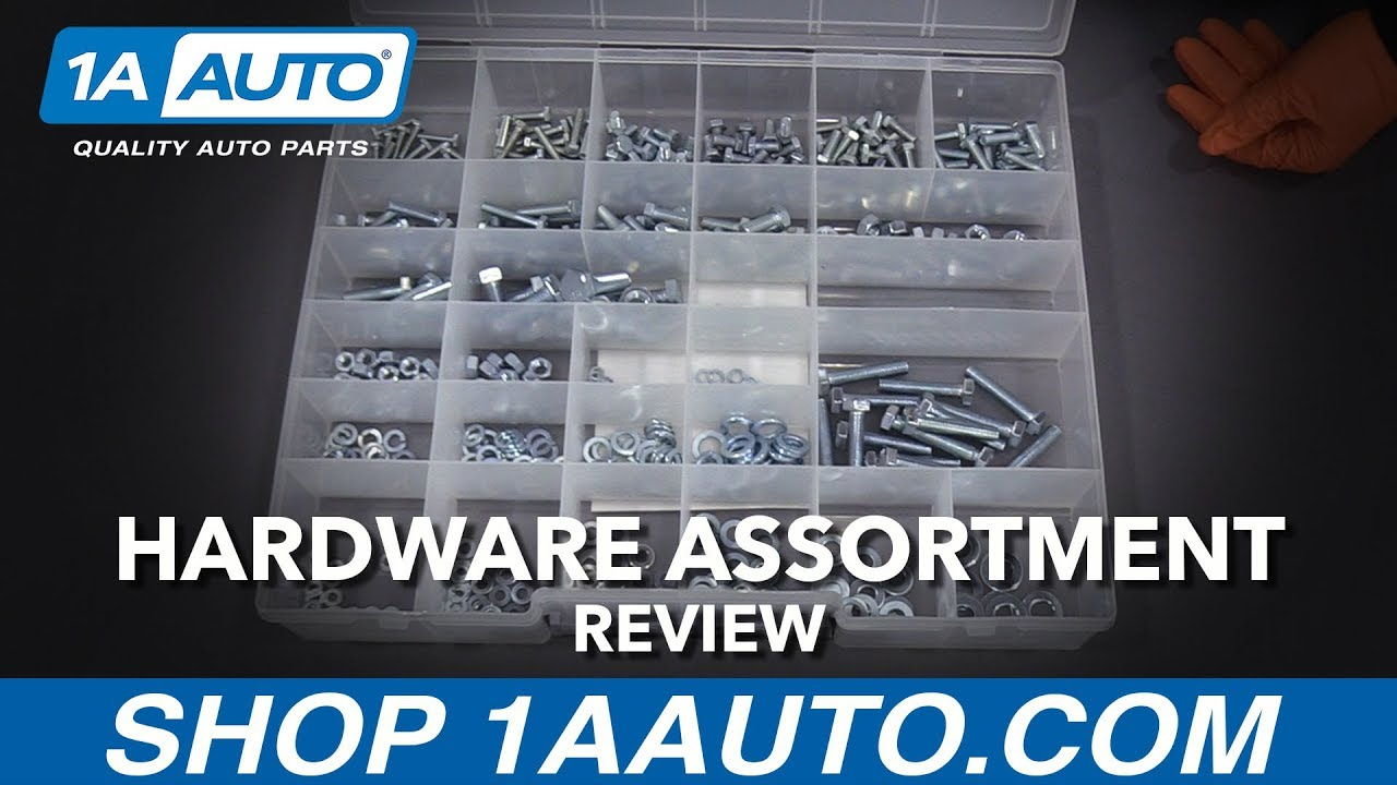 Hardware Assortment - Available at 1AAuto.com