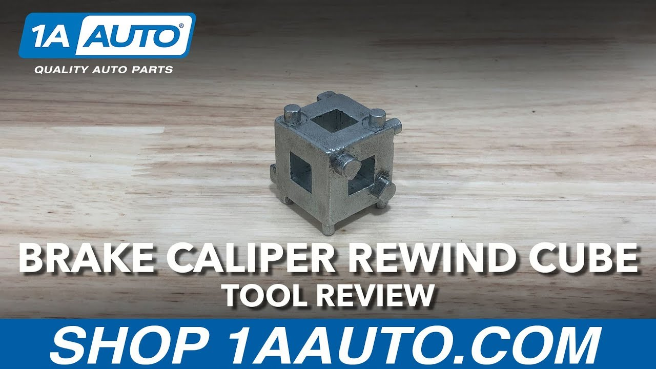 Brake Caliper Rewind Cube - Available on 1aauto.com
