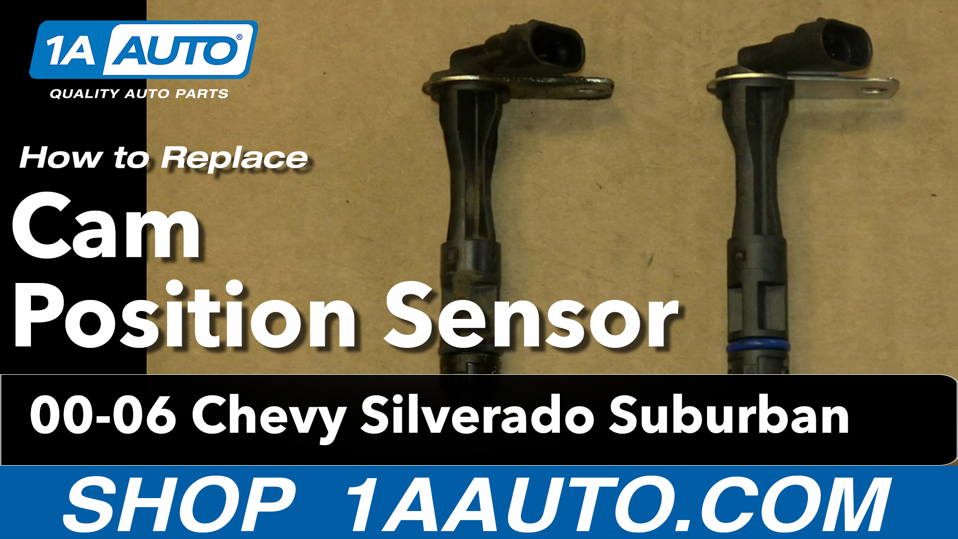 How to Replace Camshaft Position Sensor 00-06 Chevy Suburban 1500