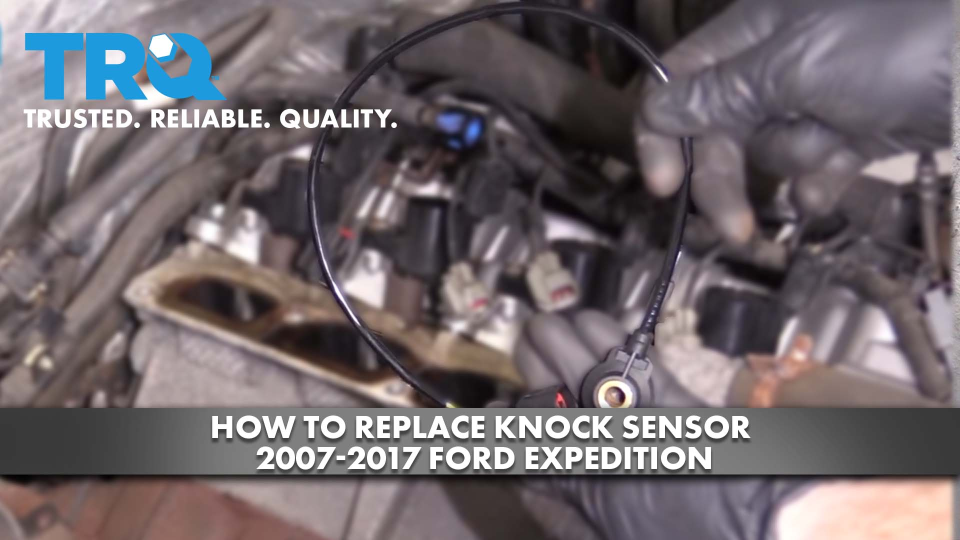 How to Replace Knock Sensors 2007-17 Ford Expedition