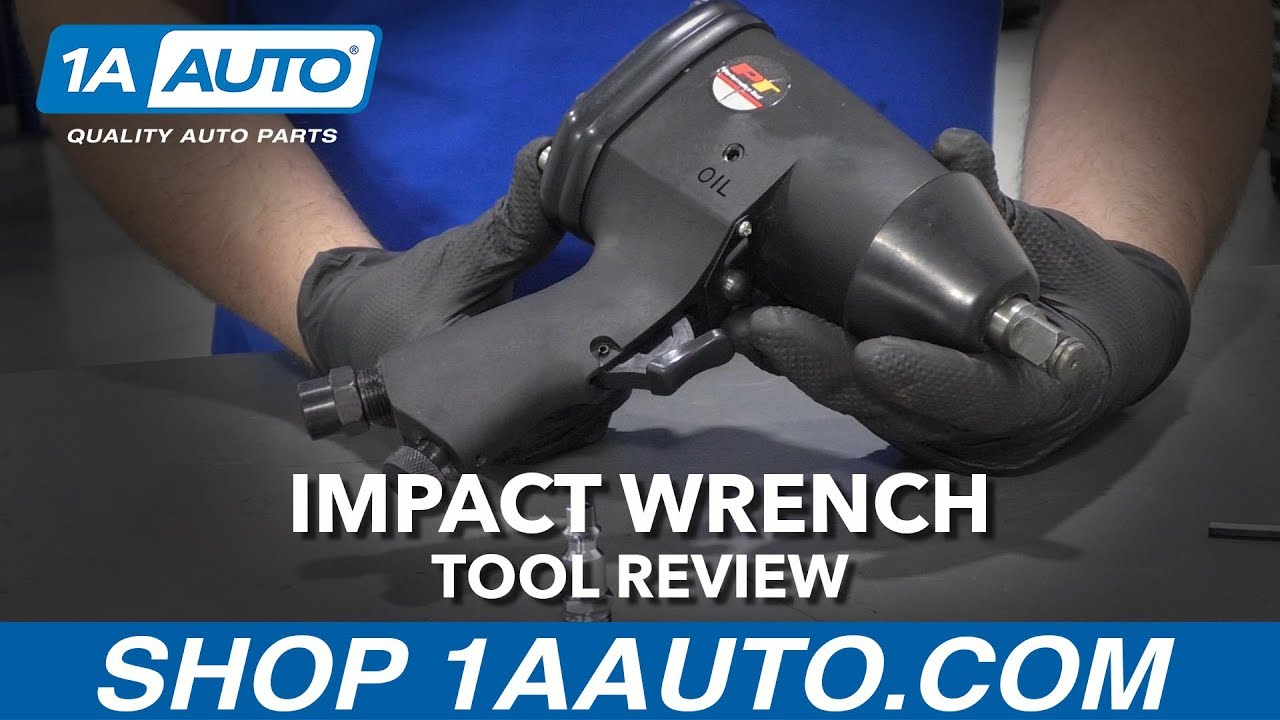 Impact Wrench - Available at 1AAuto.com