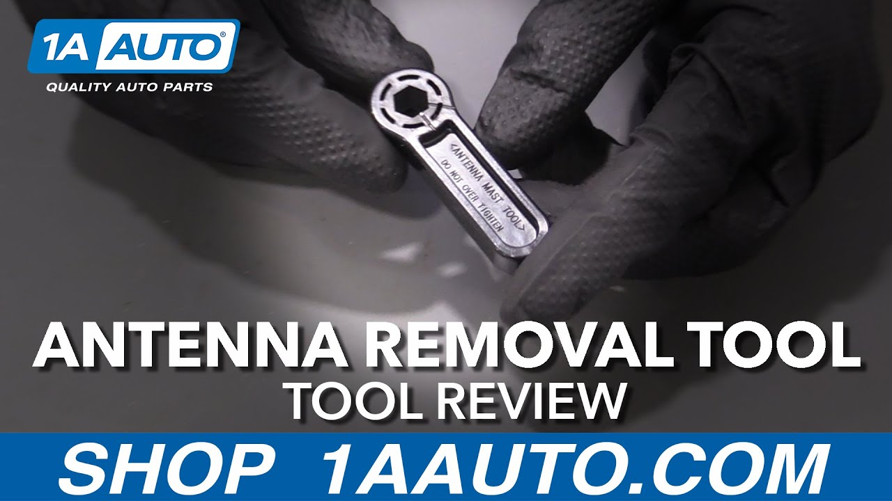Antenna Removal Tool - Available at 1aauto.com
