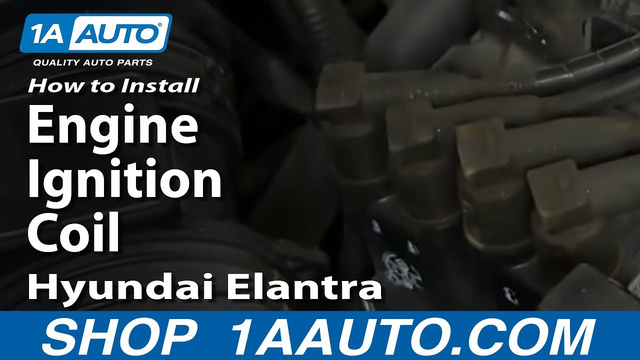How To Replace Ignition Coil Pack 03