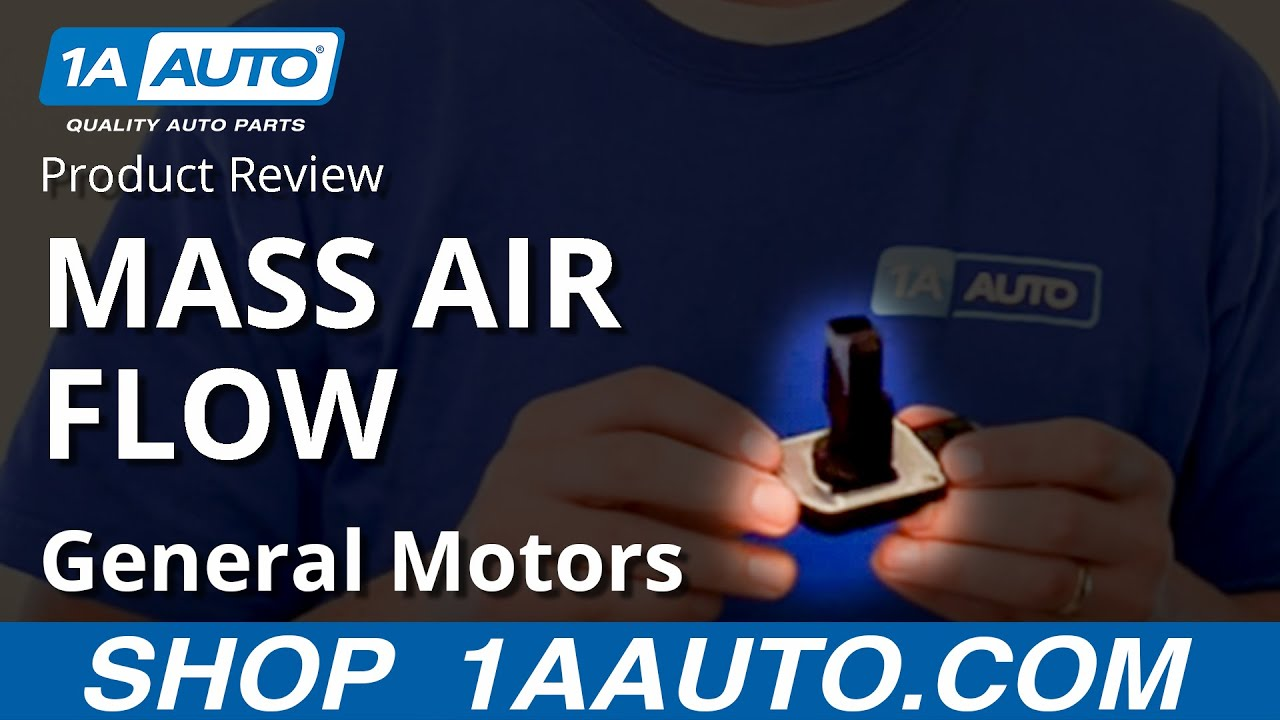 1A Auto Product Video - Mass Airflow Sensor 1AEAF00016
