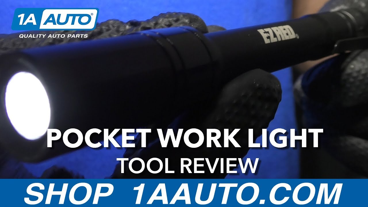 Pocket Work Light - Available at 1AAuto.com