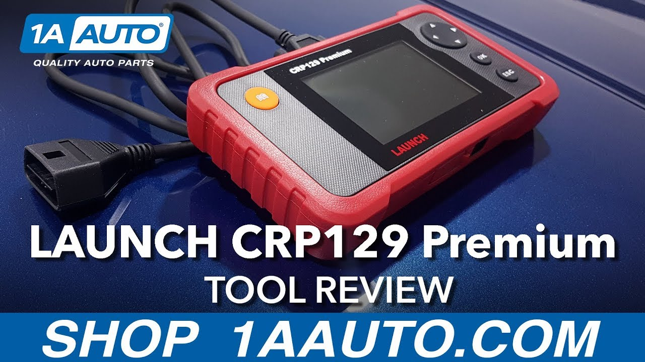 Launch CRP129 Premium - Available at 1AAuto.com
