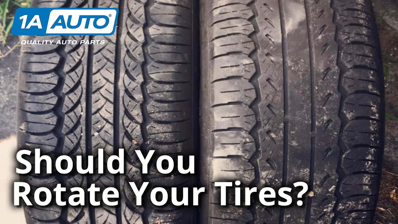 Why You Should Rotate Your Car Truck or SUV Tires