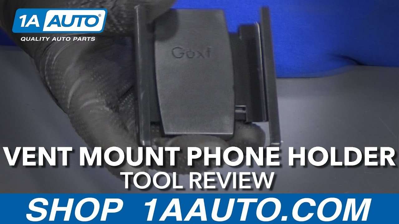 Vent Mount Phone Holder - Available at 1AAuto.com