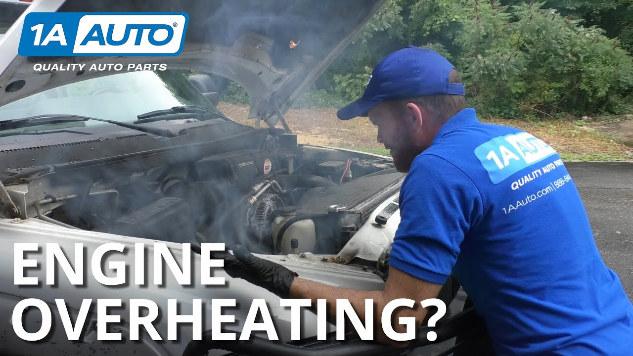 Steam Coming Out of My Cars Hood How to Diagnose Overheated Engine