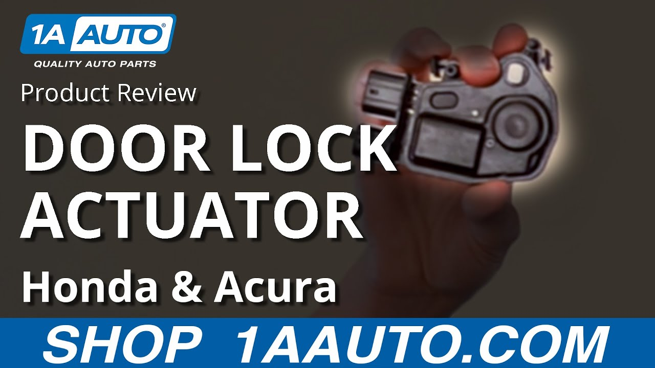 1A Auto Product Video - Door Lock Actuator 1ADLA00067