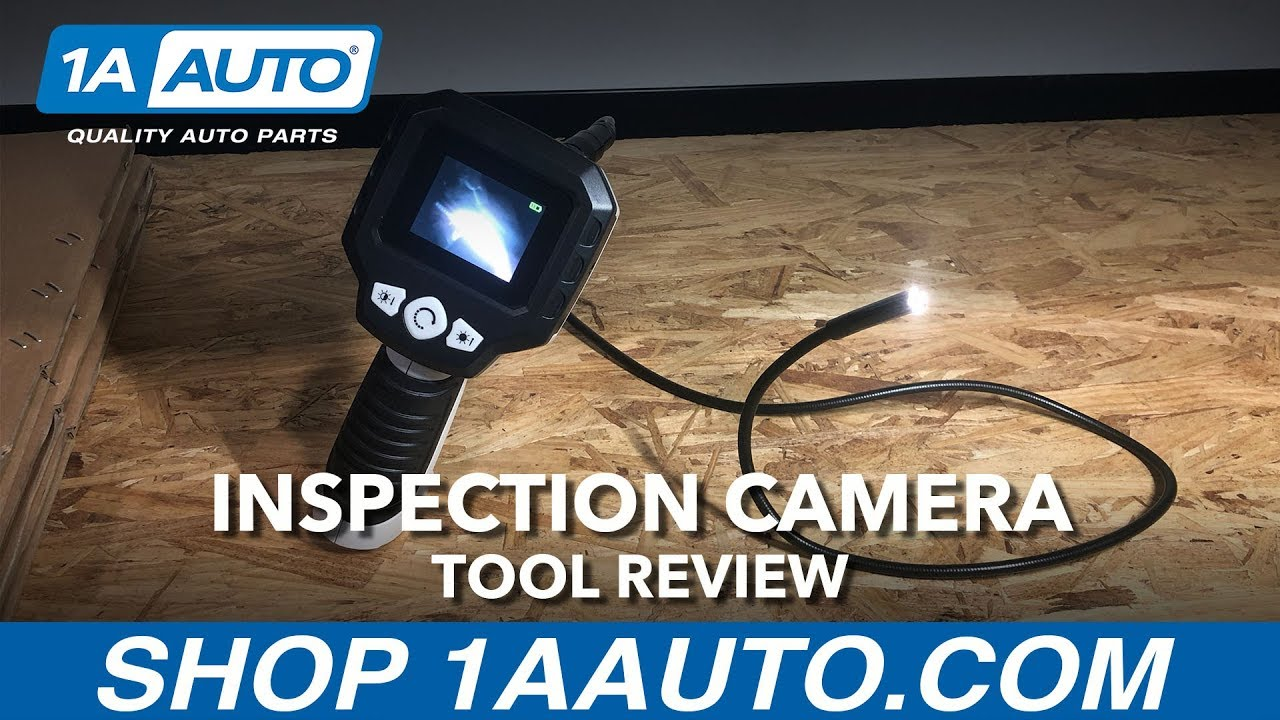 Inspection Camera - Available on 1aauto.com
